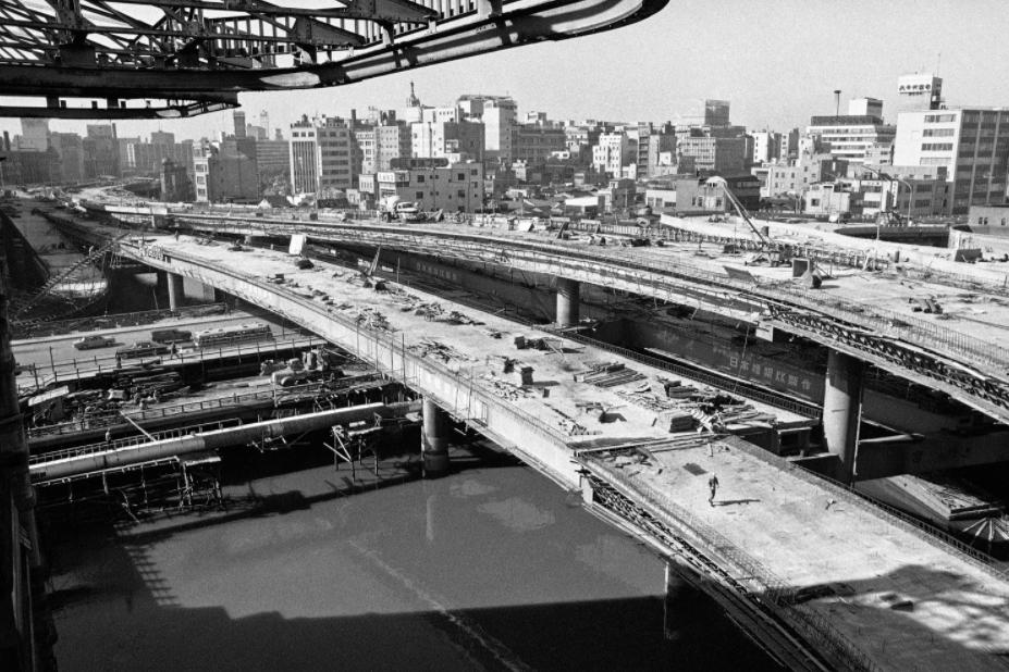tokyo in 1963