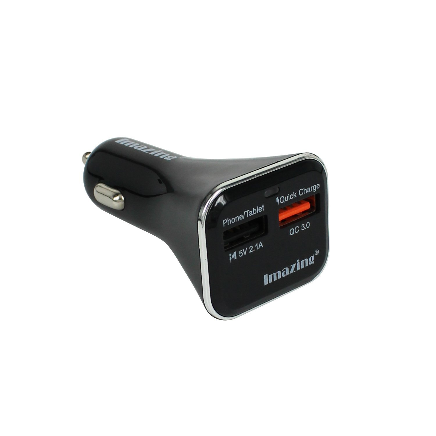 imazing 2 port usb car charger