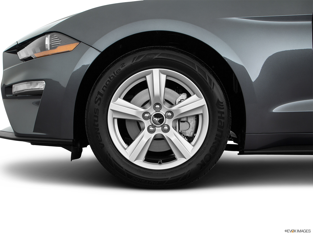 2018 ford mustang ecoboost fastback wheel