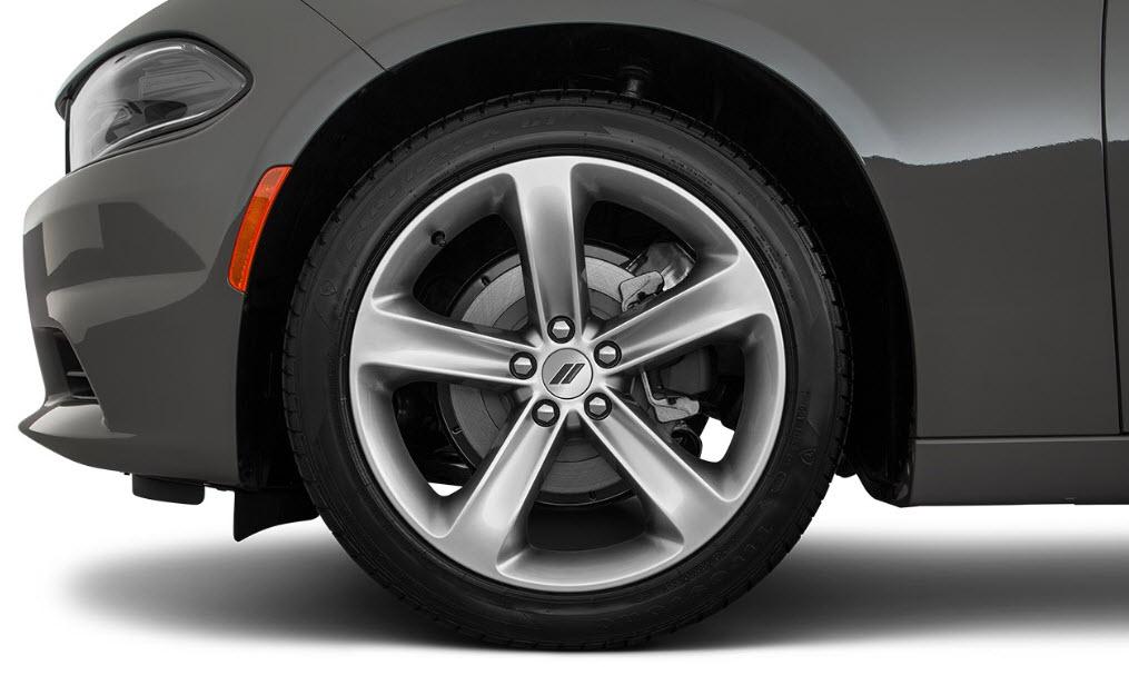 2018 dodge charger sxt wheels