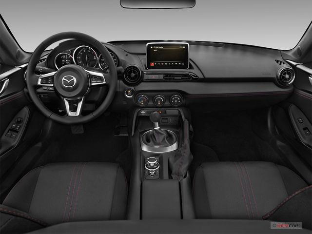 2018 Mazda3 affordable everyday supercar interior