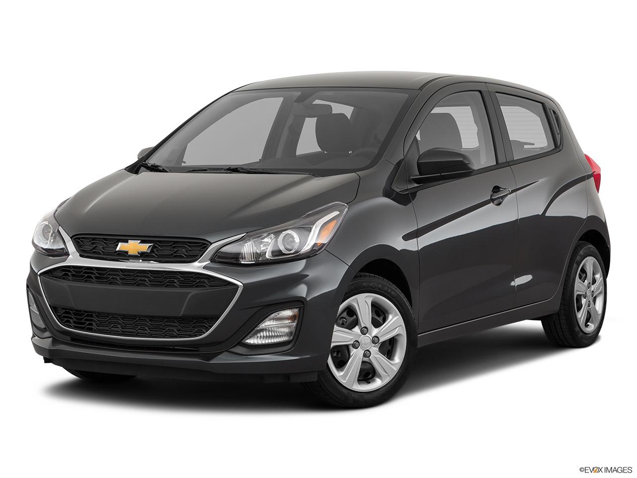 2019 Chevrolet Spark LS Automatic 5Dr FWD hatchback Nightfall Gray Metallic Fuel Efficient Car Canada